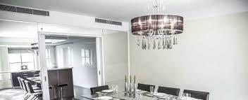 chandeliers installation
