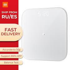 <b>Original New Xiaomi</b> Mi Smart Scale 2 Generation Health Weight ...