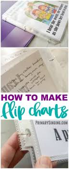 How To Make Use Flip Charts