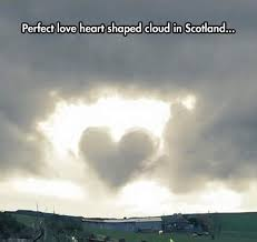 Cloud Quotes Perfect Heart Shaped Cloud Pictures Photos And Images For