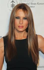 The Weekend Hair Style melania trump opted for an elegant loose updo in tokyo beauty 3921 by wearticles.com