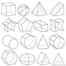 Image result for shape 3d