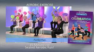 seated aerobics to timeless party