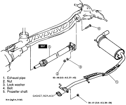 u joints 91 miata exhaust diagram at Miata Exhaust Diagram