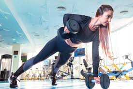 beginners gym workout female weight