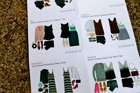 Stitch Fix Notes My First Stitch Fix