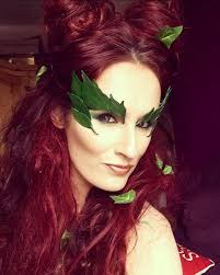 simple poison ivy makeup