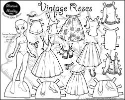 Small Picture Best 20 Vintage paper dolls ideas on Pinterest Paper dolls