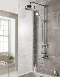 How To Install A Bathroom Impressive How To Install A Thermostatic Mixer Shower Big Bathroom Shop