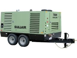 750h tier 3 150 psig • 10 bar sullair the sullair 750h rotary screw portable air compressor delivers 750 cfm at 150 psig or 21 2 m3 min at 10 bar unit is designed for reliability and total