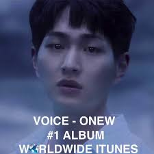 World Itunes Album Chart Shinees Onew Debuts At 1 On The Worldwide Itunes Album