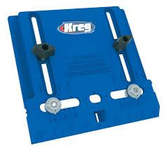 Kitchen Cabinet Hardware Jig Kreg Tool Company Khi Pull Cabinet Hardware Jig Amazoncom