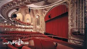 Broadway Theatre Seating Chart Lets Fly High