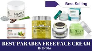 10 best chemical paraben free face creams in india truly amazing organic natural brands