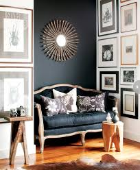 mid century settee jpg black settee