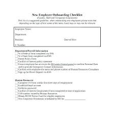 Sample New Hire Checklist Template Magnificent New Hire Hr Checklist Template Audit Uk Top Excel Templates Human