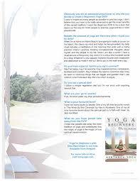 second interview kino macgregor on yoga magazine kino 2