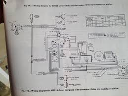 wiring diagram for a mf 135 massey ferguson wiring diagram for a massey ferguson 135 tractor wiring diagram nodasystech com