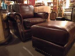 leather furniture leather chair western furniture rustic