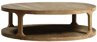round planed coffee table bookcase