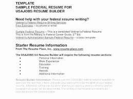 Army Resume Builder Best Military Resume Examples For Civilian Free