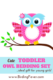 owl bedding set for toddlers