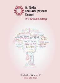 IV. Türkiye Lisansüstü Çalışmalar Kongresi (TLÇK) Bildiriler Kitabı [4.  Cilt] by Ümit Güneş - issuu
