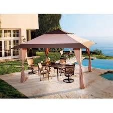 Amazon.com : E-Z Up 13 x 13 Pagoda Gazebo Canopy : Outdoor Canopies : Garden  & Outdoor