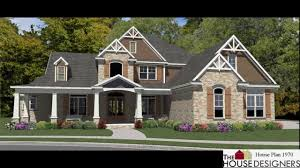 The House Designers Home Plans Magnificent New June 2017 House Plans The House Designers