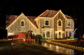 How To Fasten Christmas Lights To House How One Mans Quest To Spread Christmas Cheer Led To A