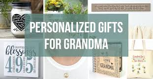 personalized gift for grandma 9 gifts from mothers day making ideas etsy