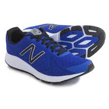 new balance blue. new balance vazee rush running shoes (for men) in blue/black blue