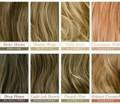 Aveda Hair Color Chart Hair Beauty That I Love