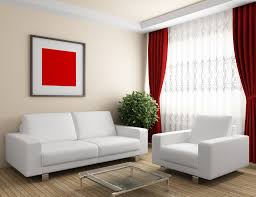 Red Living Room Decor Red Living Room Curtains Home Design Ideas And Pictures