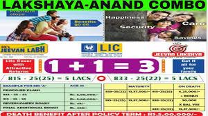 Jeevan Sathi Lic Plan Chart Lic Combination Plan 13 New Jeevan Siksha Policy By