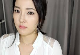 korean actress inspired glowy skin makeup 밀회 김희애 메이크업 you