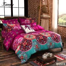 boho duvet covers king bedding sets style cover full queen size double cotton bed sheets bedspread boho duvet covers king