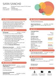 Resume Examples By Real People Hr Manager Resume Template Kickresume