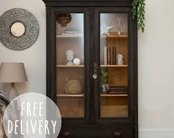 glass cabinet doors vintage cabinets
