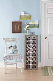5 Creative DIY Shoe Storage Solutions For An Etryway