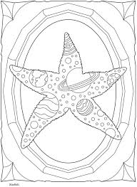 Small Picture 161 best Sun Moon and Stars Coloring images on Pinterest