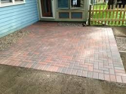 brick paver patio herringbone. Perfect Patio BRICK PAVER PATIO SALINE Photo 1 1 With Brick Paver Patio Herringbone N