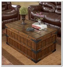 rustic wood chest coffee table magnificent wood trunk coffee table best ideas about on coffee tables