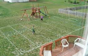 Artificial Grass Sports Stadium Foothill Farms CaliforniaFootball Field In Backyard