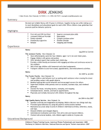 15 Personel Resume Emails Sample