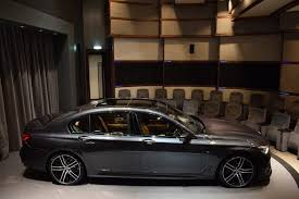 BMW Convertible 2004 bmw 750 : Abu Dhabi BMW Adorns BMW 750Li With 3D Design and M Performance Parts