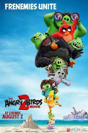 ბრაზიანი ჩიტები 2 (2019) (ქართულად) / Braziani Chitebi 2 (Qartulad) / The Angry  Birds Movie 2 (Qartulad) (Multfilmi) (2019)