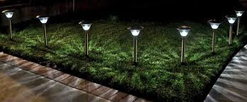 outdoor solar lighting how to install