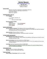 How To Make The Perfect Resumes How To Build A Good Resume Examples ...