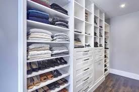 custom walk in closets. Perfect Closets Design White Custom Walk In Closet With Shaker Drawer Fronts Of  Wardrobe To Closets S